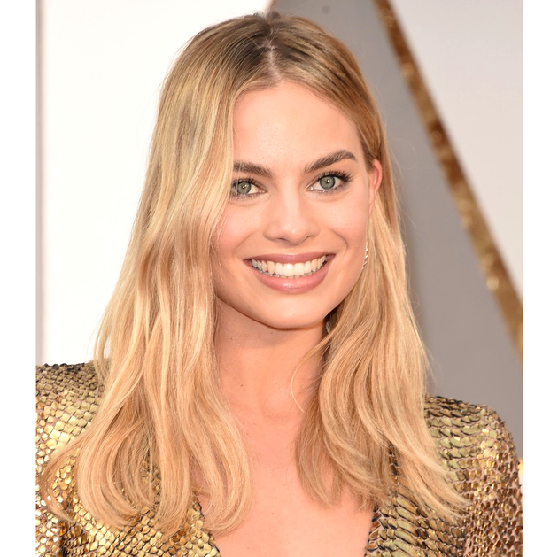 Margot Robbie Oscars Make Up