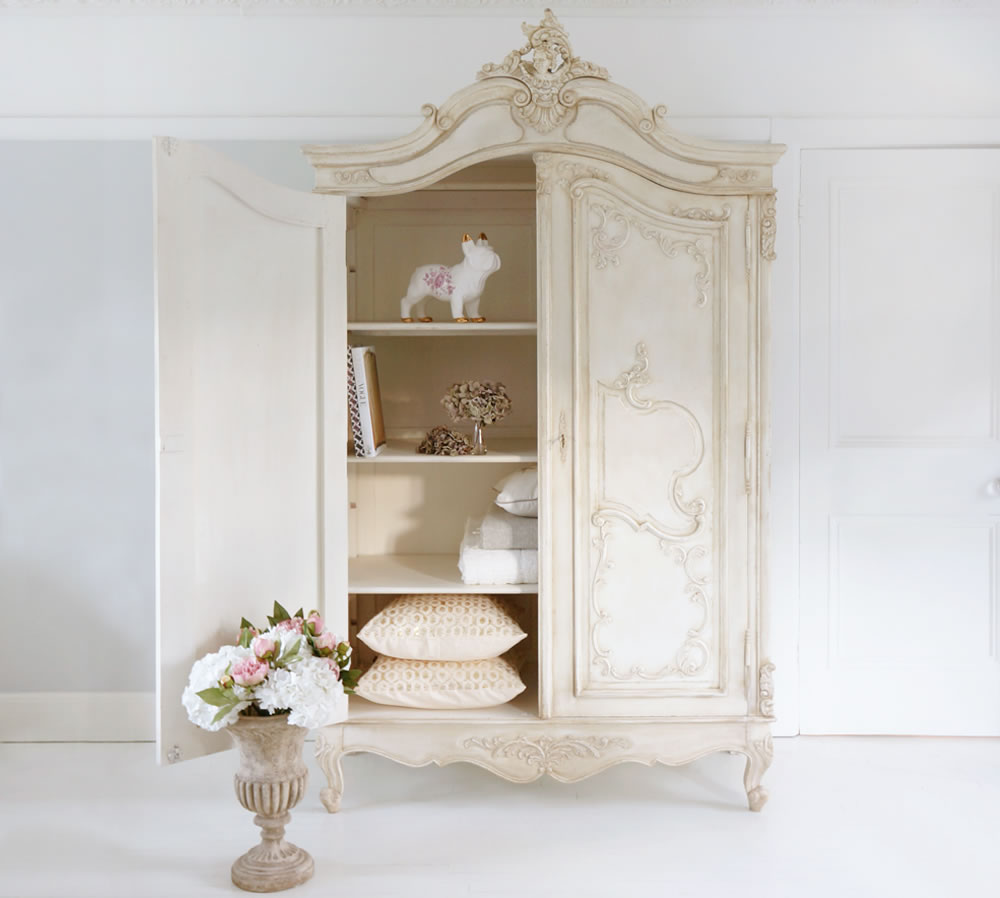The French Bedroom Company Delphine Armoire