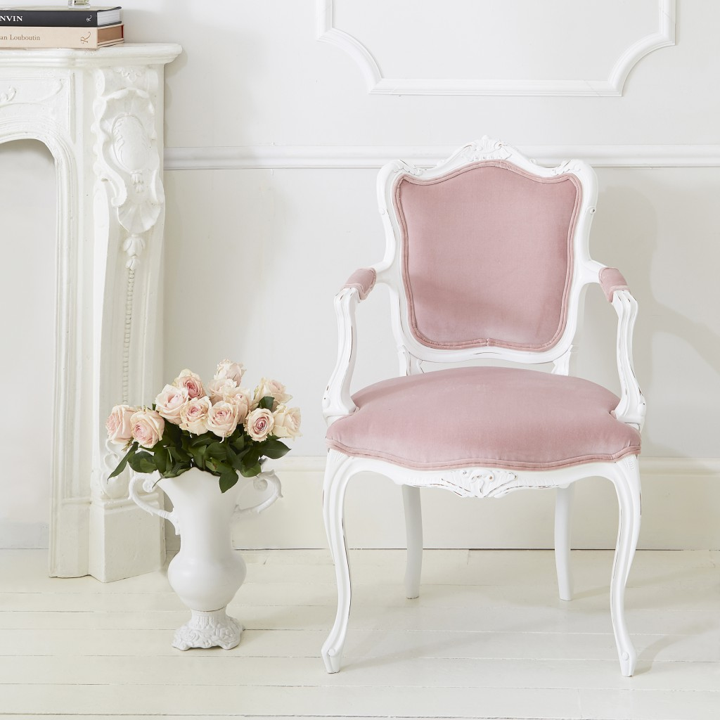 The French Bedroom Company Duchess Pink Chair