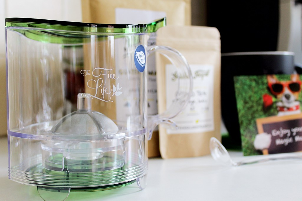 The Fine Life Tea Infuser and Coffee Brewer
