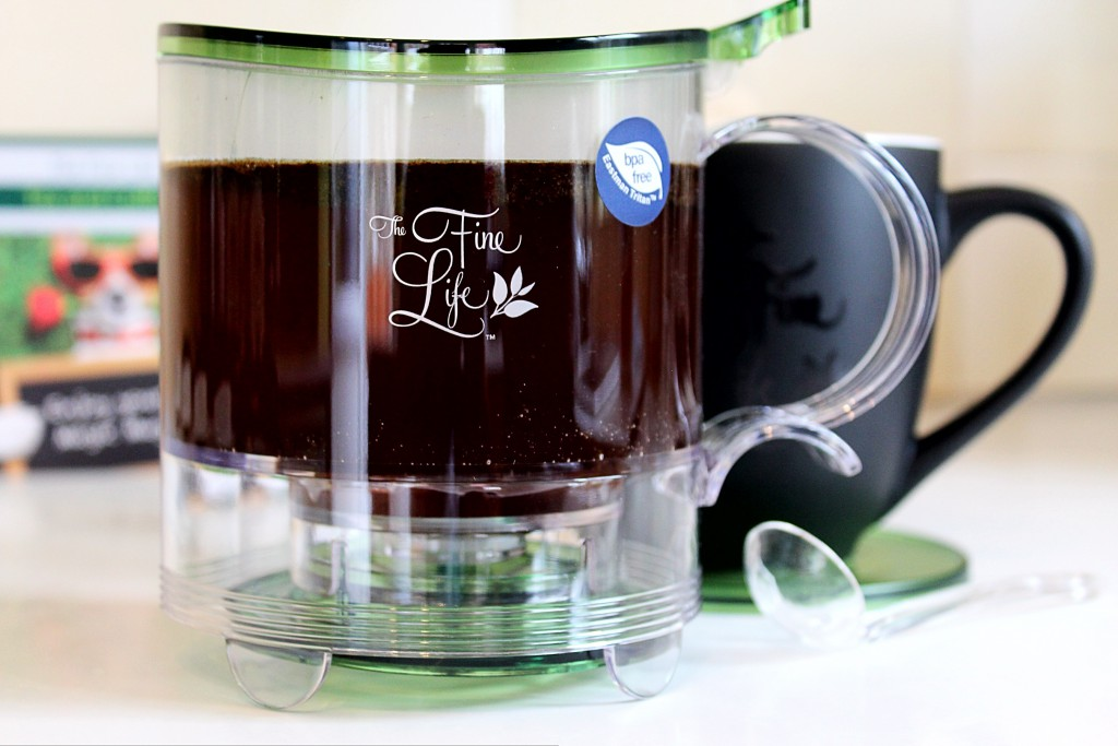 The Fine Life Ideal Tea Infuser and Coffee Brewer