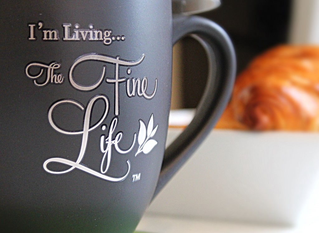 The Fine Life Magic Mug