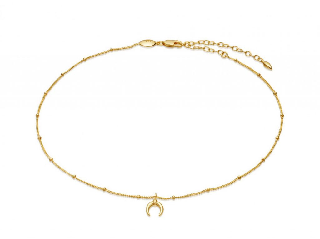 LUCY WILLIAMS X MISSOMA TINY HORN CHOKER