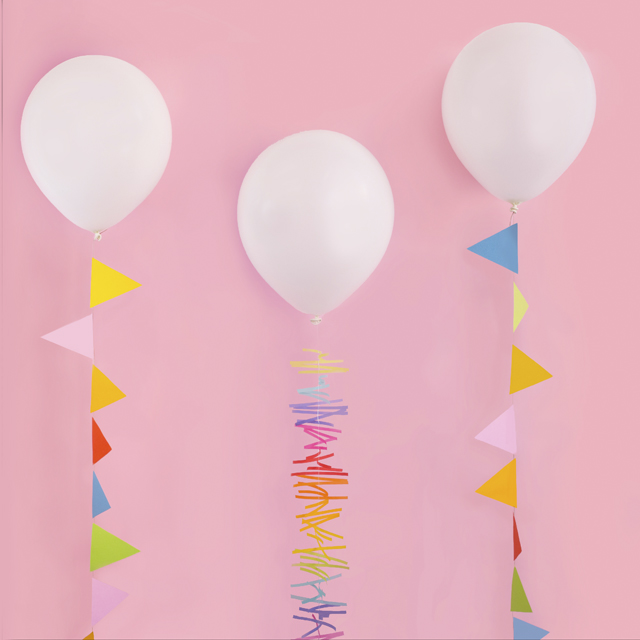 Pink Biscuits Balloons