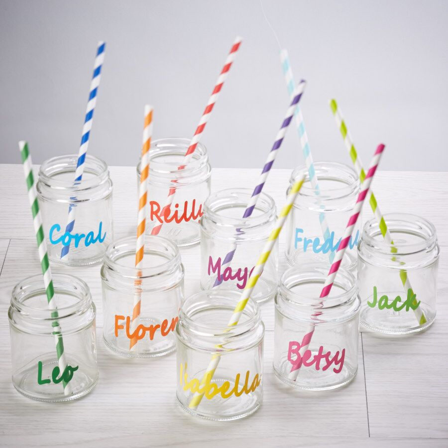 Personalised Treat Jars