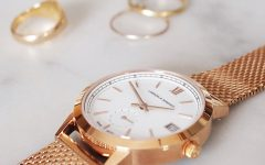Larsson and Jennings Ladies Gold Watch