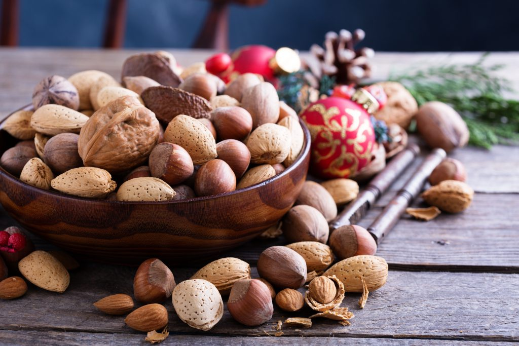 Christmas Nut Selection