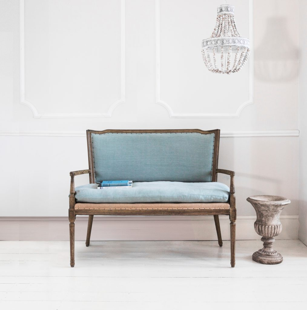 The French Bedroom Company French Love Seat