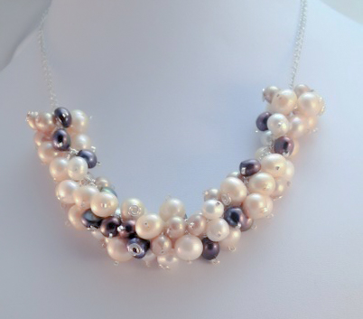 "Camber and Kernz Multi Cultured Pearl 19"" Necklace"