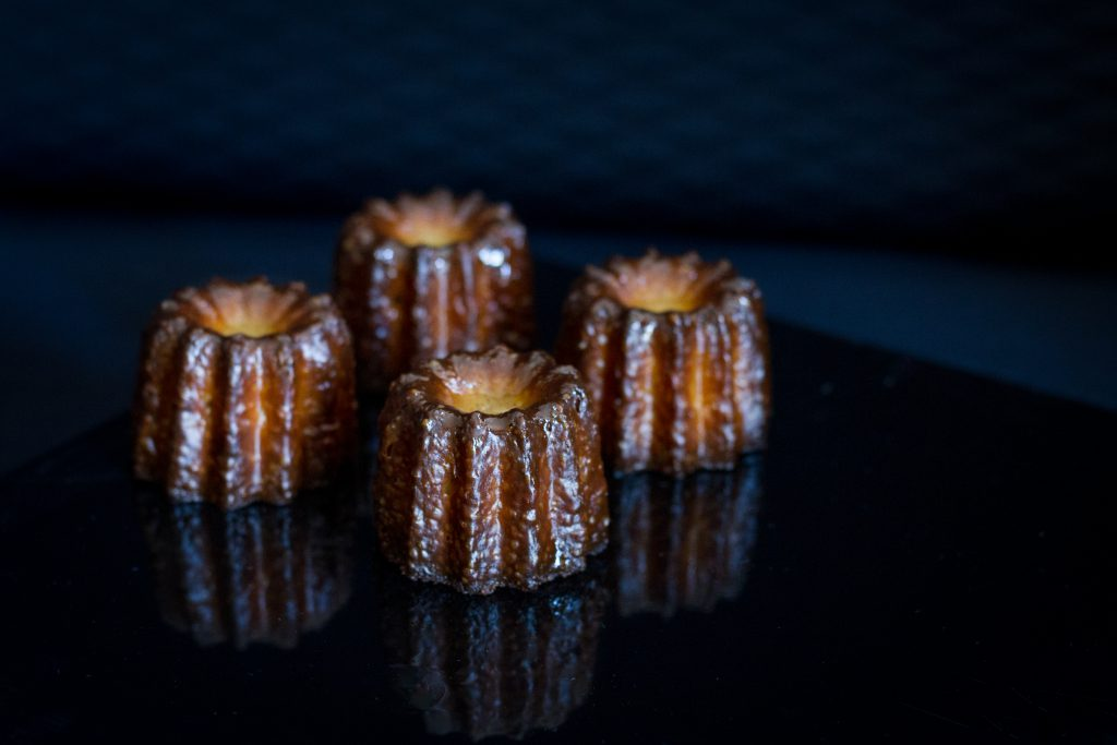 Yvonne and Guite Original French Canelés