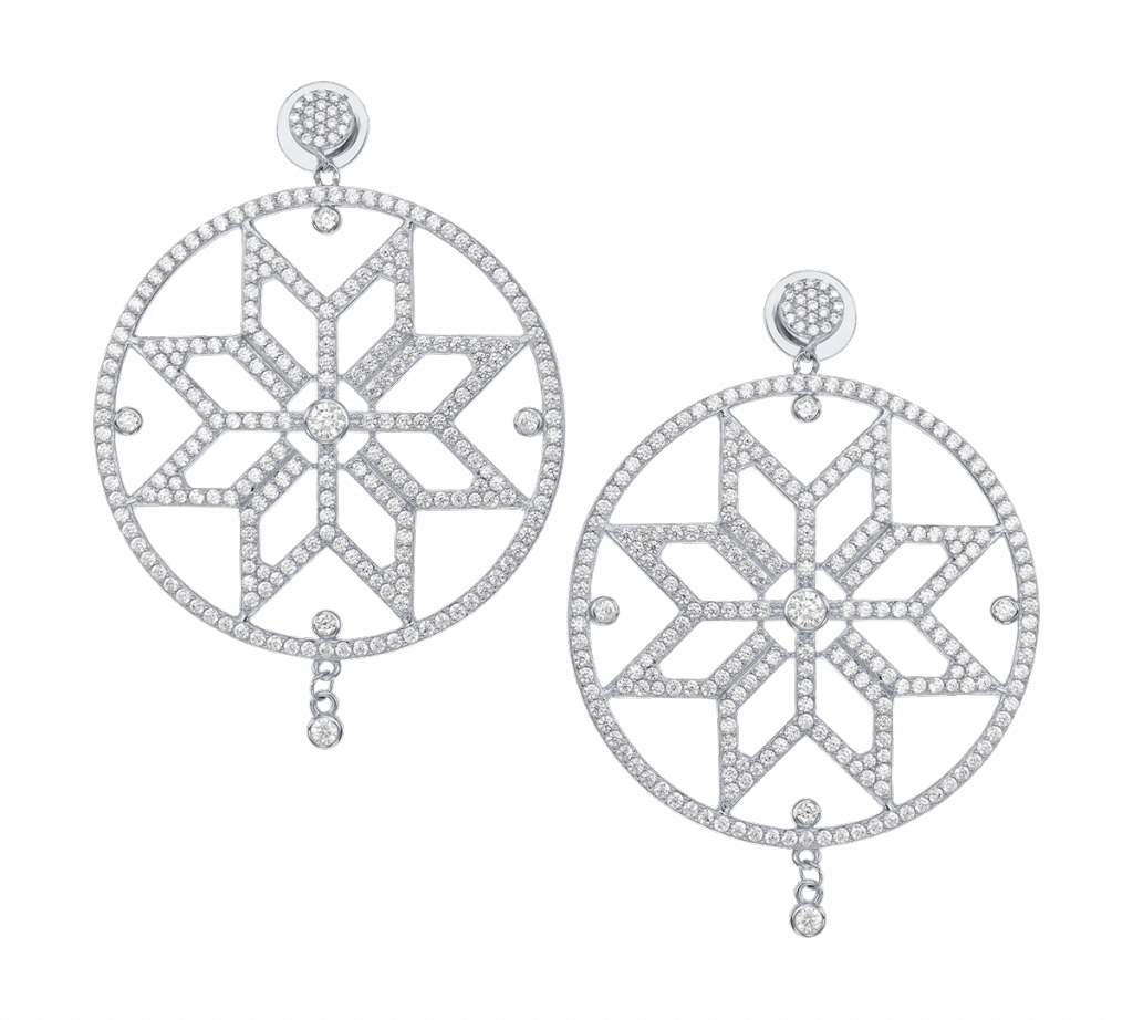 Claudia Florentina Traditional Earrings National Collection