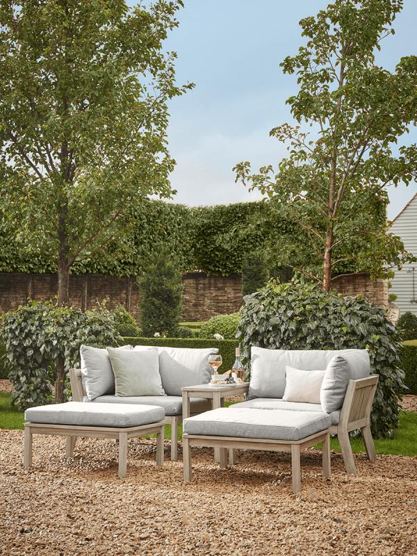 Ravenna Versatile Daybed Outdoor Wooden Garden Furniture