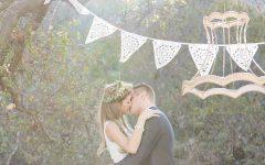 Wedding Bunting Decoration