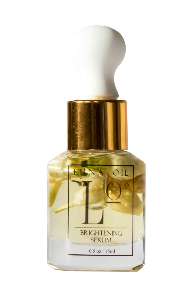 Luna Oil Organics Skin Brightening Serum