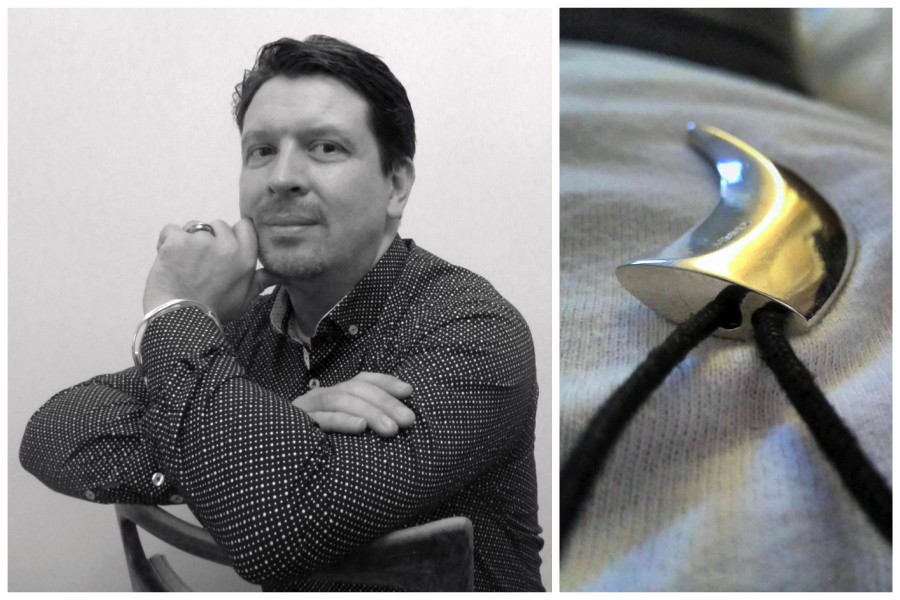 VerticesEdge Luxury Jewellery Founder and Designer John Robertson