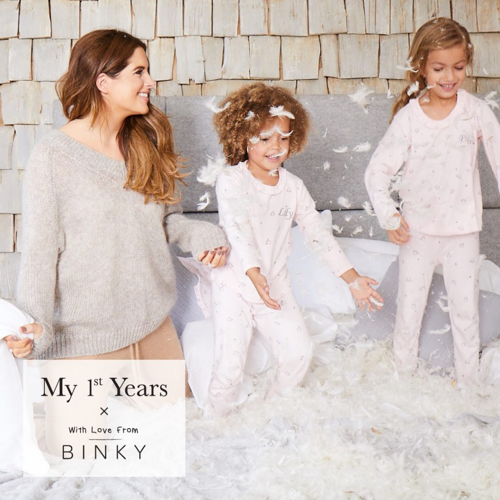 My 1st Years Exclusive With Love From Binky Collection