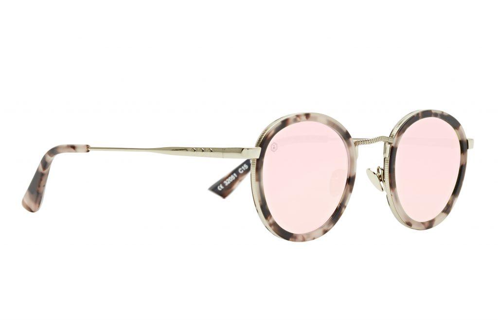 Matte Pale Rose Zero Taylor Morris Eyewear
