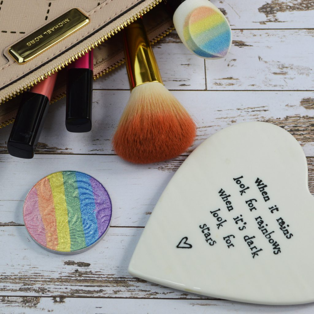 Somewhere Over The Rainbow Highlighter PRIMA Make Up