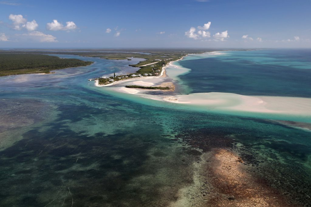 deep-water-cay-aerial-shot