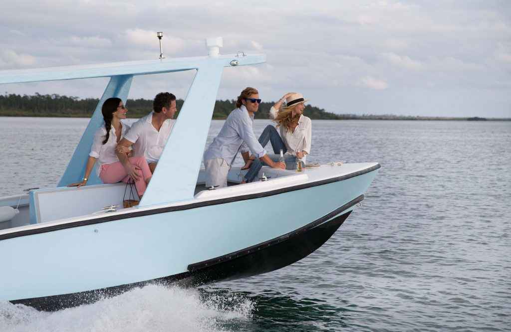 Deep Water Cay Island Bahamas Guided Boat Tours