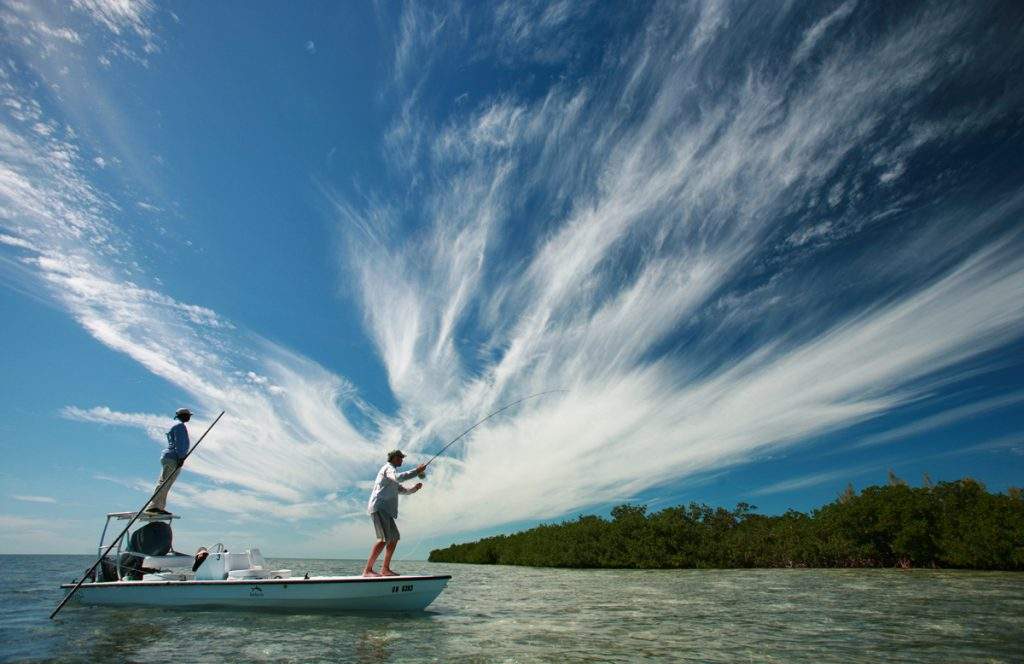 Deep Water Cay Fishing The Bahamas Exclusive Private Island