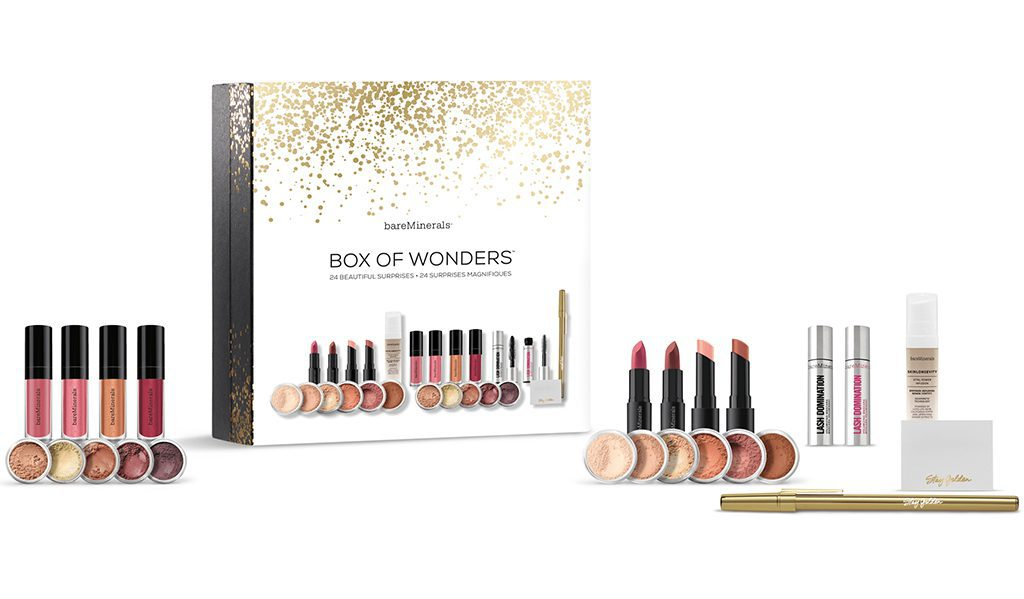 bareMinerals Box Of Wonders Advent Calendar Christmas 2017