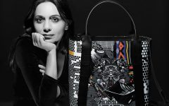 Artist Anca Stefanescu COLOURS OF MY LIFE Luxury Leather Bags