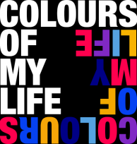Colours Of My Life Limited Edition Artist Print Handbags