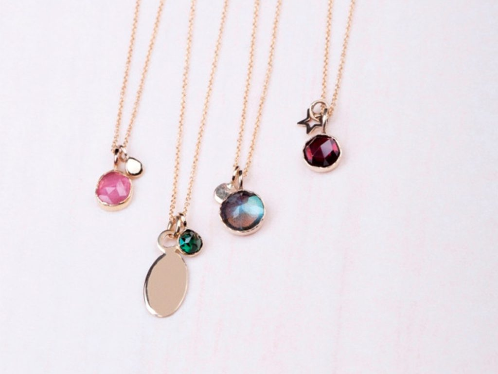 Dana Barut Jewellery Gemstone Necklaces