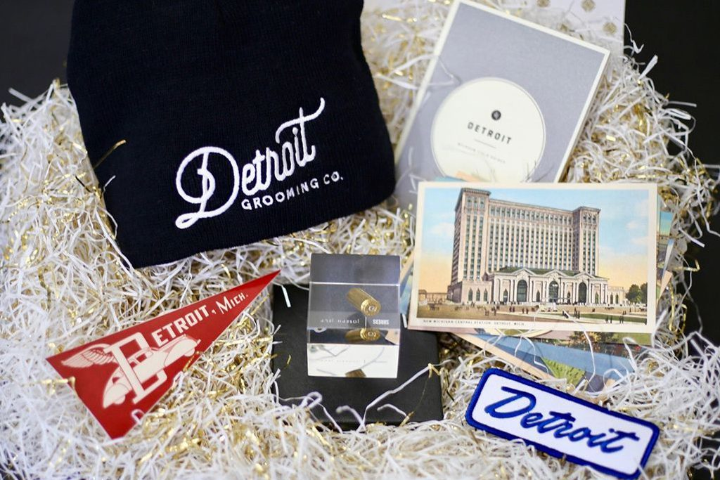 Open Me When You're Down With Detroit Gift Box Experience