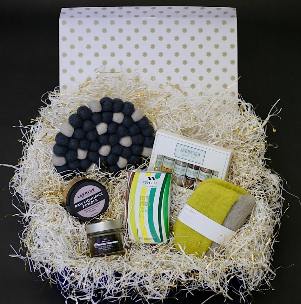 Open Me When You're Gourmet For The Day Gift Box