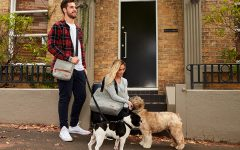 Travel Wags Dog Walker Bag and Tote Set