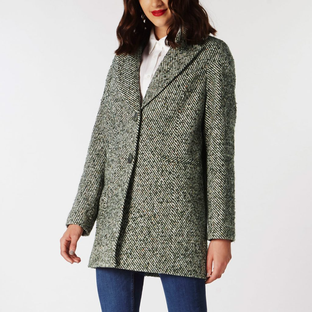 Tweed Coat Cath Kidston