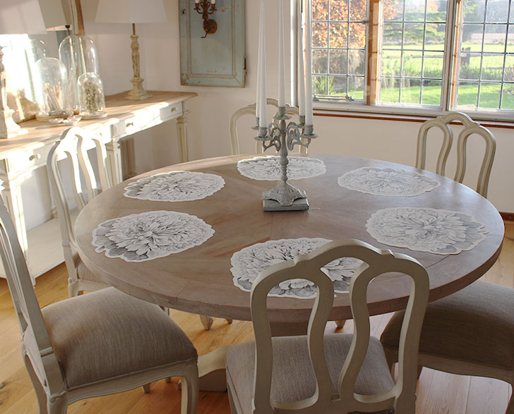 Dining Table and Console The Grey Works Furniture