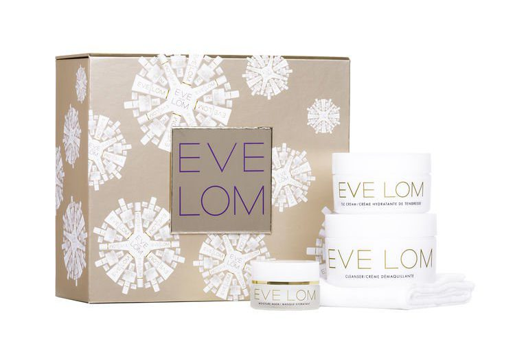 Eve Lom Restorative Moisture Ritual Gift Set SpaceNK Apothecary London