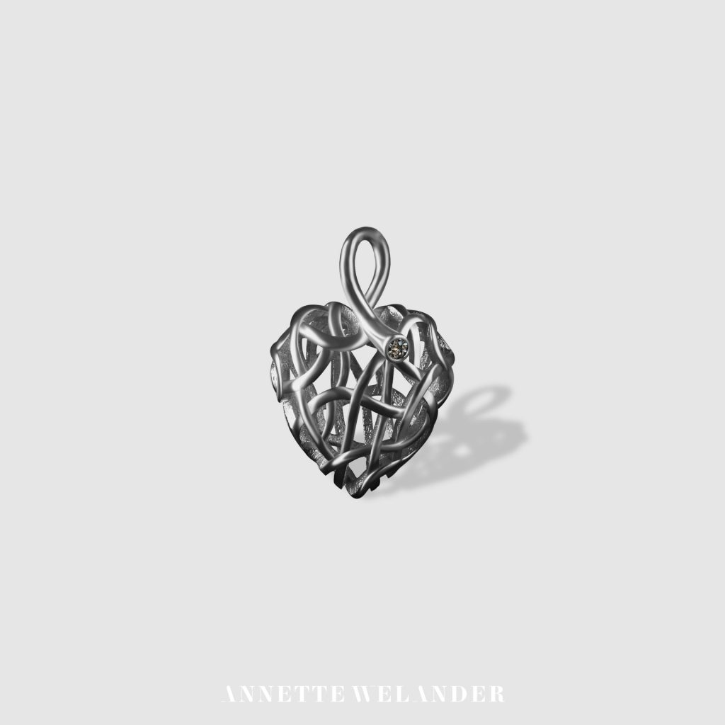 Interstice Collection Annette Welander Jewellery