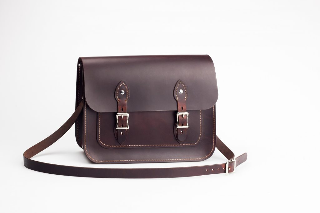Medium Satchel Bentley Leather Craft