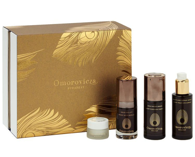 Omorovicza The Gold Facial Set SpaceNK Apothecary London
