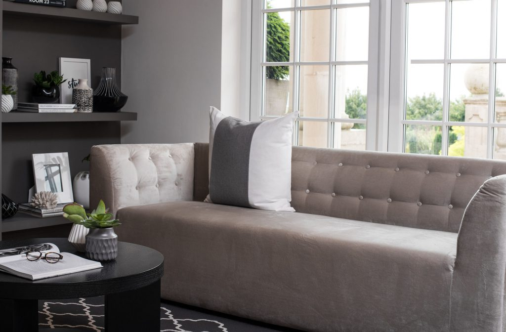 The Hoppen 3 Seat Sofa Kelly Hoppen