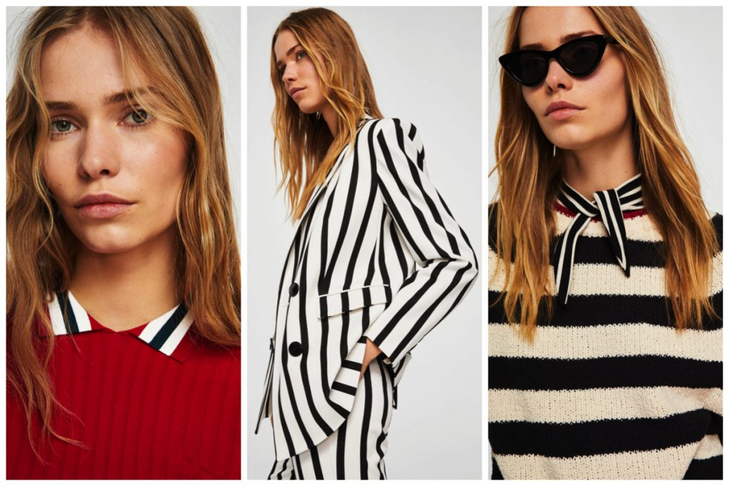 SS18 Trends Stripes Mango