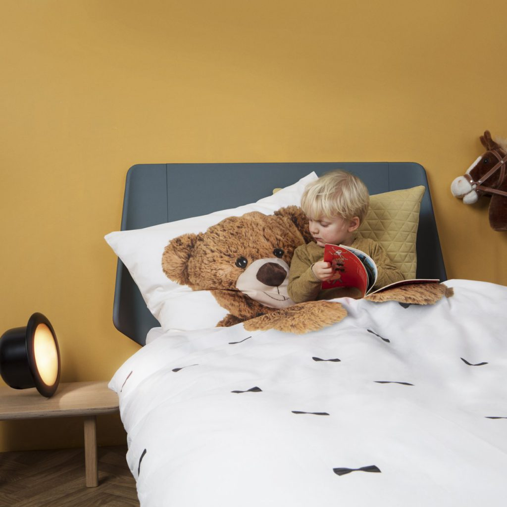 Teddy Childrens Character Bedding SNURK For Horizontal Living