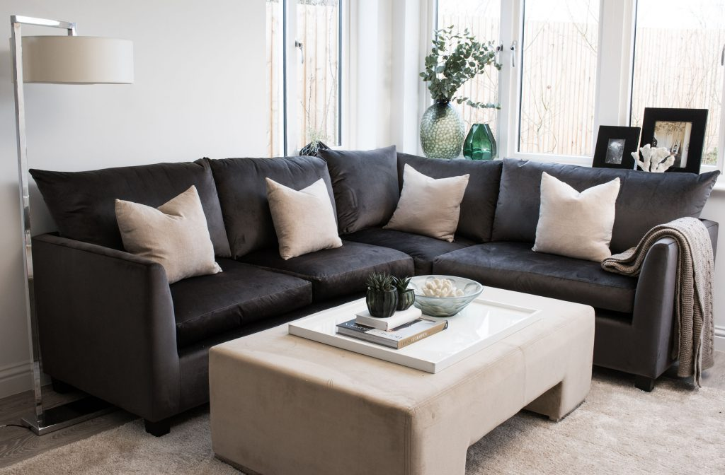 The Dorothy Corner Sofa Kelly Hoppen London
