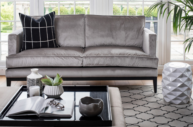 The Matilda 3 Seat Sofa Kelly Hoppen London