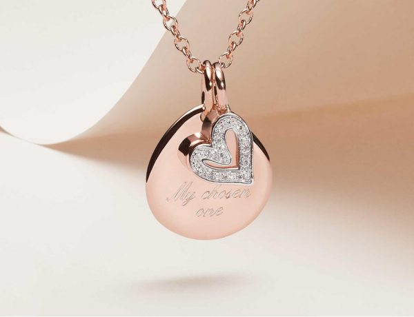 Monica Vinader Engraved Jewellery Gifts