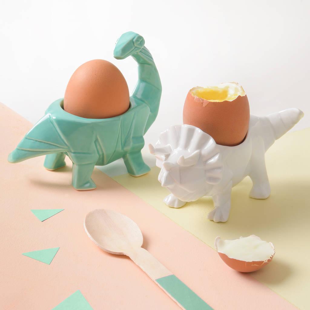 Dinosaur Egg Cup