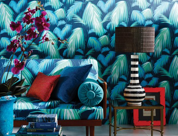 Matthew Williamson Tropicana Wallpaper Amara