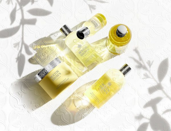 Molton Brown Orange and Bergamot Collection