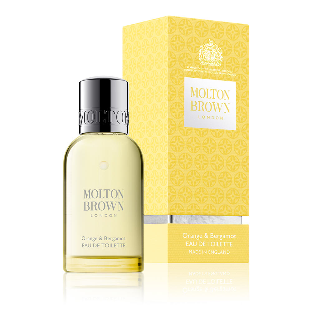 Molton Brown Orange and Bergamot Eau de Toilette