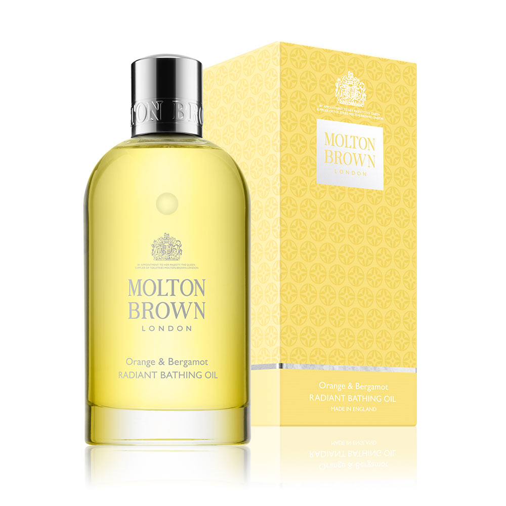 Molton Brown Orange and Bergamot Radiant Bathing Oil