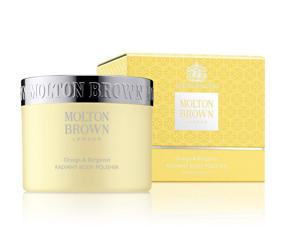 Molton Brown Orange & Bergamot Radiant Body Polisher